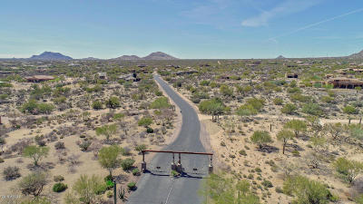 Scottsdale Residential Lots & Land For Sale: 14114 E Montgomery Court