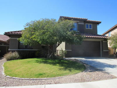 Anthem Single Family Home For Sale: 39724 N Rolling Green Way
