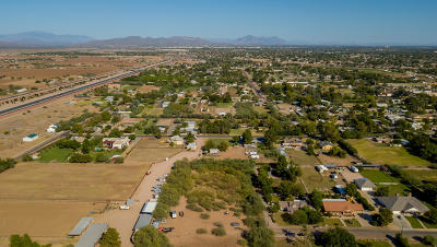 Mesa Residential Lots & Land For Sale: Xxxx N Pioneer Road