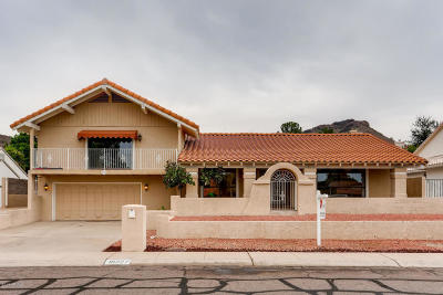 Phoenix Single Family Home For Sale: 15227 N 10th Street