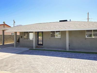 Phoenix Single Family Home For Sale: 4223 N 44th Street