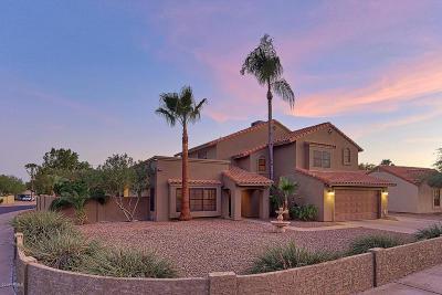 Single Family Home For Sale: 5761 E Tierra Buena Lane