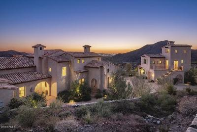 Silverleaf, Silverleaf At Dc Ranch, Silverleaf @ Dc Ranch Parcel G.2/G.4., Silverleaf At Dc Ranch Parcel 6. 15, Silverleaf At Dc Ranch Parcel G.2/G.4., Silverleaf/Dc Ranch Parcel T7 Single Family Home For Sale: 20957 N 112th Street