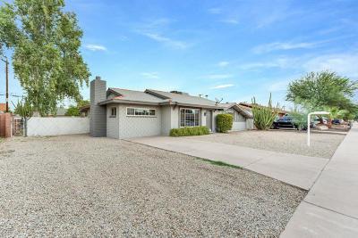 Phoenix Single Family Home For Sale: 3920 W Tuckey Lane
