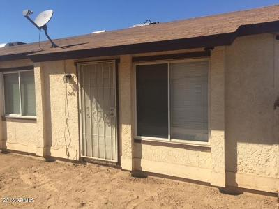Phoenix AZ Condo/Townhouse For Sale: $74,999