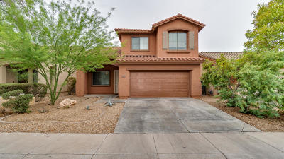 Anthem Single Family Home For Sale: 3617 W Steinbeck Drive