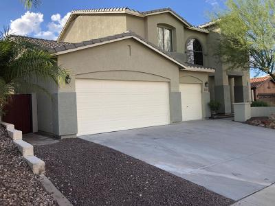 Phoenix AZ Single Family Home For Sale: $549,000
