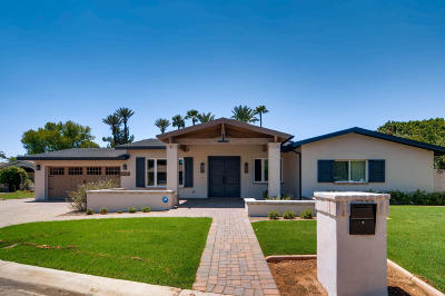 Phoenix Single Family Home For Sale: 3122 N 47th Street