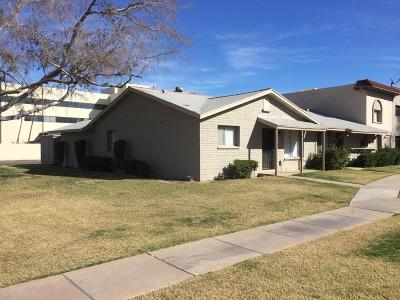 Mesa Condo/Townhouse For Sale: 225 N Standage #34
