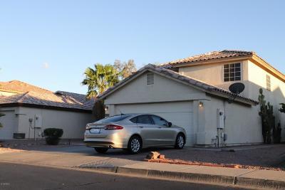 El Mirage Single Family Home For Sale: 12115 W Columbine Drive