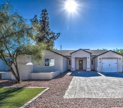 Phoenix Single Family Home For Sale: 2807 E Osborn Road