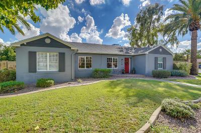 Phoenix Single Family Home For Sale: 541 W Virginia Avenue