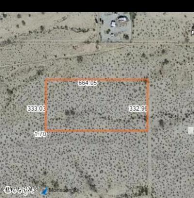 Salome Residential Lots & Land For Sale: 67816 66th Street