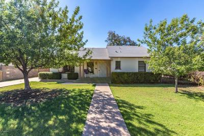 Scottsdale, Chandler, Gilbert, Higley, Mesa, Queen Creek, San Tan Valley, Tempe Single Family Home For Sale: 331 E 5th Avenue
