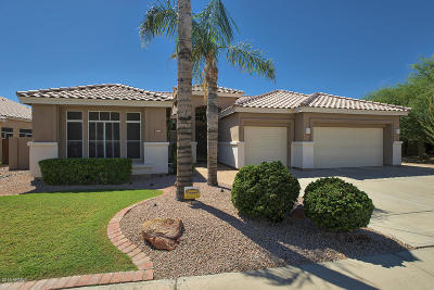 Glendale AZ Single Family Home For Sale: $449,900