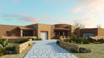 The Boulders, The Boulders - ''the Fifth Green'', The Boulders Carefree Unit 14, The Boulders, Adobes De La Tierra, The Boulders-Carefree Single Family Home For Sale: 7711 E Black Mountain Road
