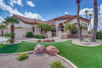 Sun City West Single Family Home UCB (Under Contract-Backups): 12919 W Star Ridge Drive
