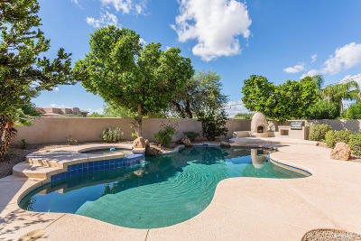 Scottsdale Single Family Home For Sale: 7495 E Nestling Way
