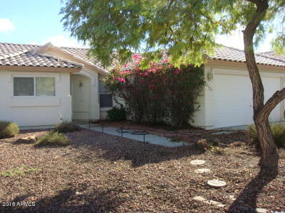 Goodyear Rental For Rent: 16129 W Grant Street