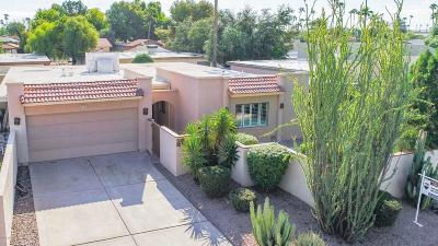 Scottsdale Single Family Home For Sale: 7131 N Via De Amigos