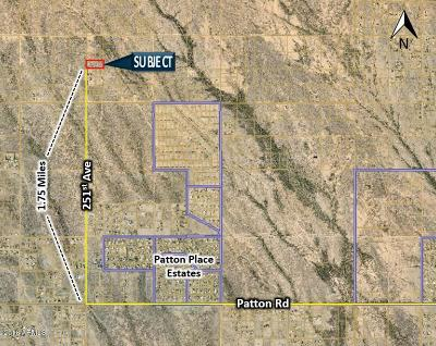 Wittmann AZ Residential Lots & Land For Sale: $99,000
