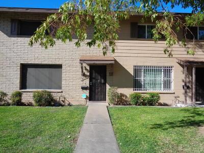 Glendale Condo/Townhouse For Sale: 4356 W Ocotillo Road