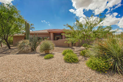 Rio Verde Single Family Home For Sale: 27920 N Montana Drive