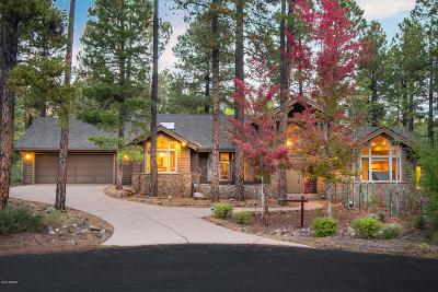 Flagstaff Single Family Home For Sale: 2108 Amiel Whipple