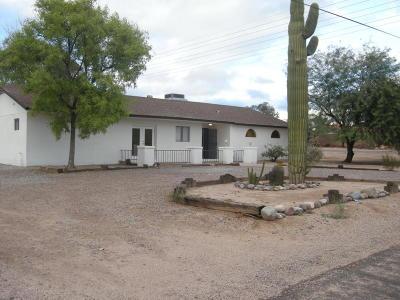 Mesa Single Family Home For Sale: 2504 N Sossaman Road
