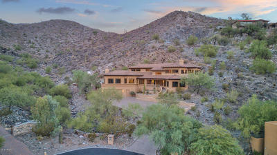 Paradise Valley Single Family Home For Sale: 8150 N 47th Street