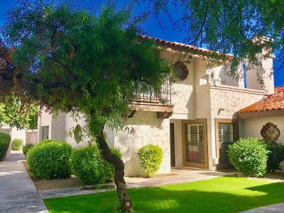 Scottsdale Condo/Townhouse For Sale: 6349 N 78th Street #74