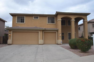 Laveen Single Family Home For Sale: 6834 S 58th Avenue