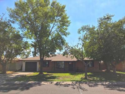 Phoenix Single Family Home For Sale: 2939 E Earll Drive