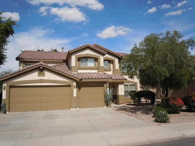 Gilbert Single Family Home For Sale: 3426 E Longhorn Drive