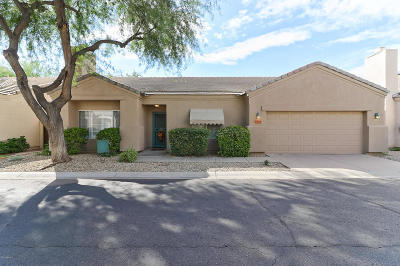 Phoenix Single Family Home For Sale: 6322 N 10th Avenue
