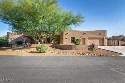 Phoenix Single Family Home For Sale: 2707 W Fernwood Drive