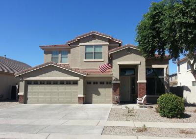 Glendale Single Family Home For Sale: 8790 W Hayward Avenue
