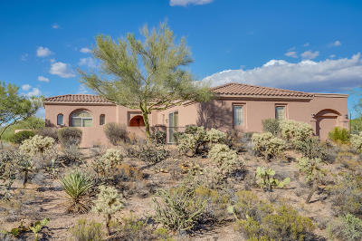 Scottsdale Single Family Home For Sale: 9704 E Suncrest Road
