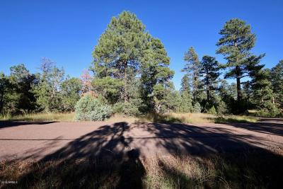 Overgaard AZ Residential Lots & Land For Sale: $99,900