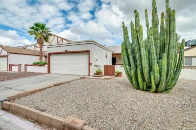 Glendale Single Family Home For Sale: 6618 W Cinnabar Avenue
