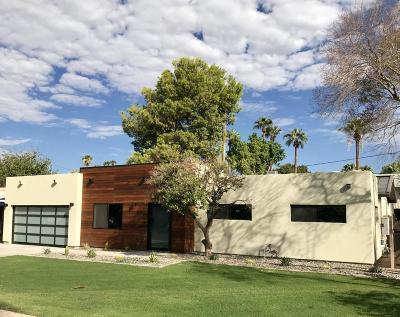 Scottsdale Single Family Home For Sale: 6908 E 5th Street