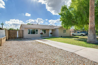 Phoenix Single Family Home For Sale: 4148 N 16th Drive
