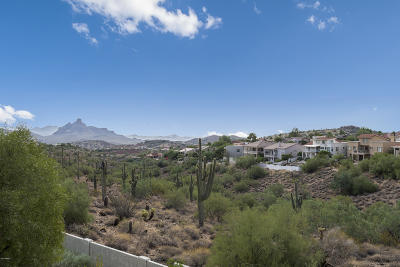 Fountain Hills Single Family Home UCB (Under Contract-Backups): 15603 E Mustang Drive