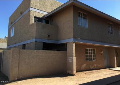 Phoenix Condo/Townhouse For Sale: 6901 W Villa Road #1217