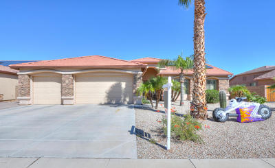 Casa Grande Single Family Home For Sale: 226 W Rock Creek Place