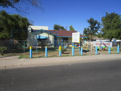 Mesa Commercial For Sale: 1044 E Broadway Road