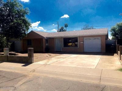 Phoenix Single Family Home For Sale: 2121 W Paradise Drive