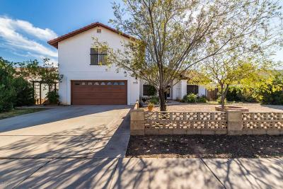 Peoria Single Family Home UCB (Under Contract-Backups): 7201 W Cherry Hills Drive