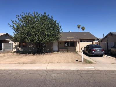 Phoenix Single Family Home For Sale: 6514 W Palm Lane