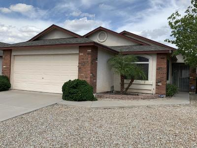 Single Family Home For Sale: 8904 E Downing Street
